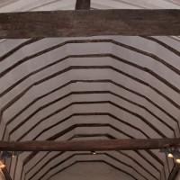 Chancel Roof