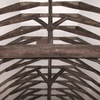 Crown Post Roof